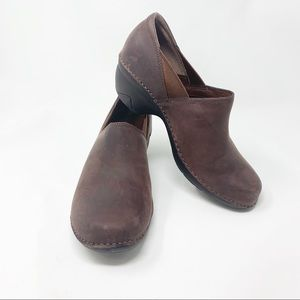 Merrell | Leather Clogs